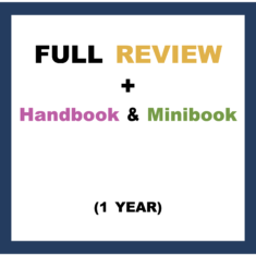 full review and textbooks